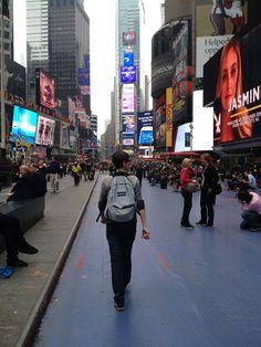 Dez dias em Nova Iorque_Times Square_Viajando bem e barato