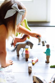 Ostheimer Wooden Toys made in Germany. Available at Bella Luna Toys… Eco Friendly Toys, Natural Toys, Tiny World, Waldorf Toys, Electronic Toys, Game Ideas, Creative Play, Early Childhood Education, Natural Living