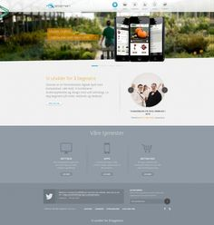 This is truly a beautiful website layout & this is my opinion on why, Beautiful imagery, a clean & minimal background, some interacting hover effects & jquery sliders, Check it our here :) http://www.siteman.no/