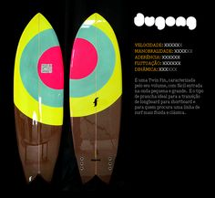 Ferox surfboards: RETRO