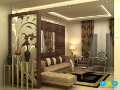 modern room divider ideas 2019 for modern home interior design trends latest home partition wall design images for indian houses 2020 best living room interi. Living Room Partition Design, Living Room Divider, Room Partition Designs, Ceiling Design Living Room, Living Room Designs, Partition Ideas, Wooden Partition Design, Room Partition Wall, Wall Niches
