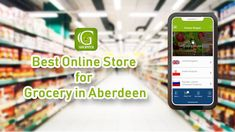 Grocery Shopping App, Online Grocery Store, Grocery Items, Web Technology, Aberdeen, App Store, Itunes, Ios, Alcohol