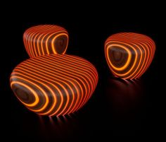 Bright Woods Collection by Giancarlo Zema for the MATERIALINNOVATIVI