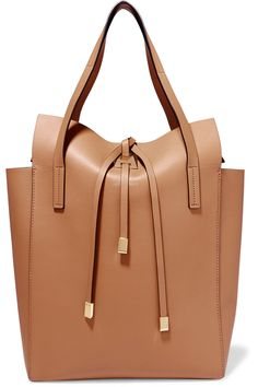 Michael Kors CollectionMiranda leather tote                                                                                                                                                     More