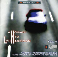 L. Harrison - Air For The Poet/Con Org/May Rain Voc/Pno/Perc/&