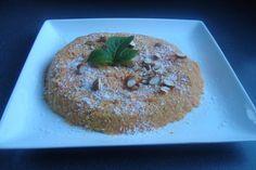 Postres fáciles: Pastel de zanahoria crudo