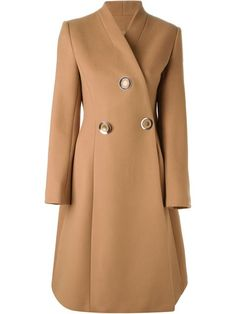 Shop Stella McCartney structured overcoat in Fiacchini from the world's best independent boutiques at farfetch.com. Shop 300 boutiques at one address.