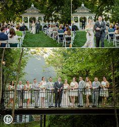 Hawthorne House Wedding | freelandphotography.com