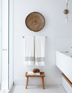 See inside House & Home editors' own bathrooms. From a modern bathroom to a colorful family bathroom, you'll find the best bathroom decorating ideas.