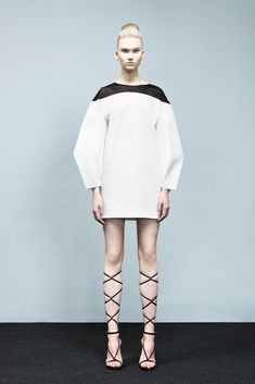 Robert Rodriguez Spring 2014 Ready-to-Wear Fashion Show Collection
