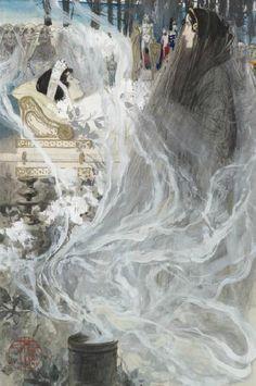 Manuel Orazi (1860 - 1934) The Sorceress