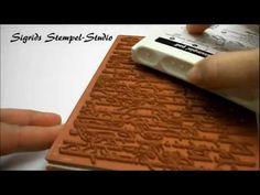 tutorial - hintergrundstempel - stampin' up