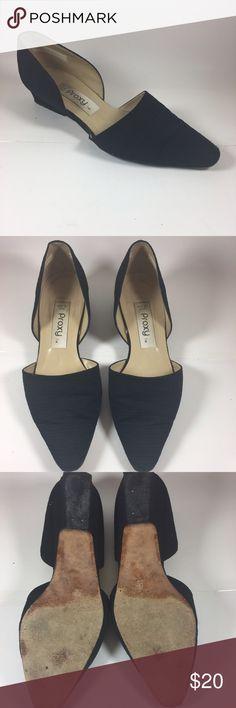 Proxy black low heel flats size 8 M Proxy low heel black flats size 8 M proxy Shoes Flats & Loafers