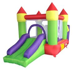 474.05$  Buy now - http://alie8u.worldwells.pw/go.php?t=32772330248 - Bouncy Castle Funny Game For Children Inflatable Inflatable Bouncer Trampoline For Kids Juego Inflable Free Shipping To Hot Area