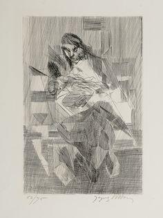 ALONGTIMEALONE: amare-habeo:   Jacques Villon (French, 1875-1963) ...