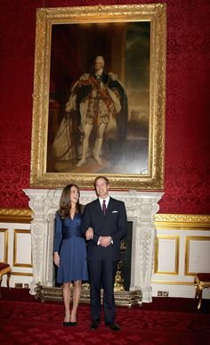 Kate Middleton Photos - Clarence House Announce The Engagement Of Prince William To Kate Middleton - Zimbio Prince George Alexander Louis, Prince William And Catherine, Prince Phillip, William Kate, Prince Charles, Duchess Kate, Duke And Duchess, Duchess Of Cambridge, St James's Palace