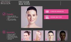 Mudar o corte de cabelo - para as Vilamigas nós temos o Simulador de Beleza Nos cabelos por exemplo você escolhe entre seis cores e 24 opções de cortes de vários tamanhos e tipos - Veja mais em: http://www.vilamulher.com.br/beleza/rosto/simulador-de-beleza-ajuda-a-mudar-o-visual-20576.html?pinterest-destaque