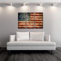 Most Appropriate for today! #memorialday #triptych by #PixelPerfect12 #etsy#art #wallart #homedesign #home #thankful for our #us #veteransmemorial by made.by.julie http://discoverdmci.com
