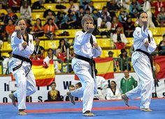 taekwondo greece group: 9th WTF World Taekwondo Poomsae Championships
