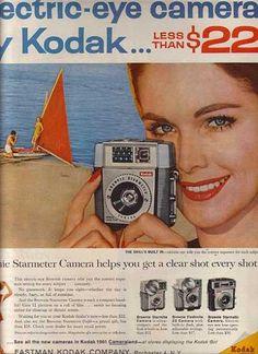 Kodak Starmeter Electric Eye Camera