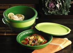My Tupperware Recipe – SmartSteamer Herbed Chicken with Steamed Vegetables in less that 20 minutes Ingredients 1/2 cup fresh basil leaves 1 green onion 2 tbsp. Italian parsley 2 tbsp. capers...