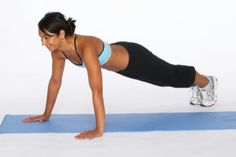Variation of the plank