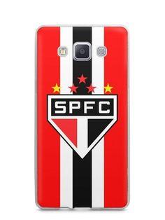 Capa Capinha Samsung A7 2015 Time São Paulo - SmartCases - Acessórios para celulares e tablets :)