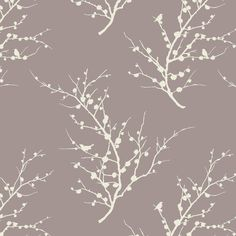 Tempaper Edie Temporary Foiled Wallpaper #Contemporary