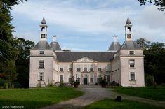 Kasteel Warmond te Warmond / Zuid-Holland Nederland