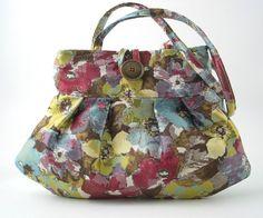 Michael Kors purses Jimmy Choo purses 2013-2014 multi-colored flowered handbag