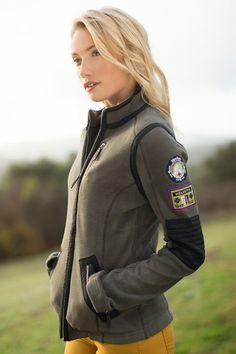 Alp-n-Rock Women's Katja Fleece Jacket  - Outfitters, Grouse Mountain, Vancouver - Pin It To Win It Contest