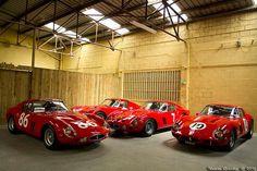 Ferrari 250 GTO 50th anniversary by Thomas Quintin on Flickr