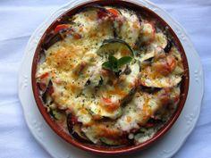gratinado de verduras de Thermomix realizadas por Ana Sevilla
