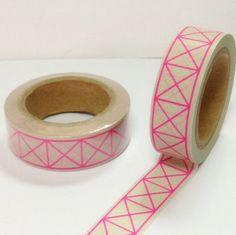 Modèle Washi Tape 10M par pikwahchan sur Etsy