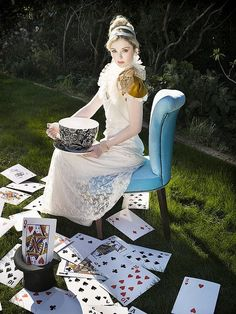 Giant Teacup Alice