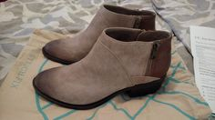 Stitch Fix BC Footwear Union Contrast Material Booties  I like the style and color of these booties