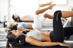 How to Lose Weight With Pilates