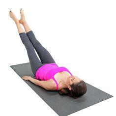 Pilates Corkscrew