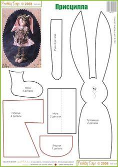 Suite lapins de Pâques