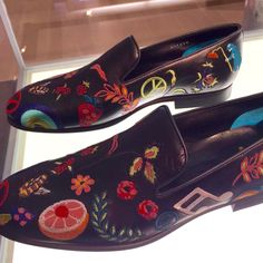 Paul Smith shoes in Giulio Cambridge UK