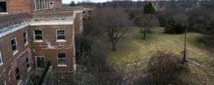 From the Roof - Glen Dale Hospital, MD