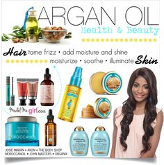 ARGAN Oil {health & beauty products}
