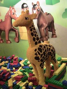Review: LEGOLAND Discovery Center!!