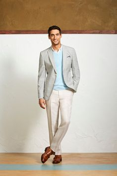 Perry Ellis Spring-Summer 2014 Lookbook