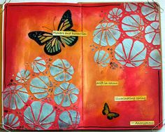 Lulu Art | A place to share mixed media arty goodness! | Page 3