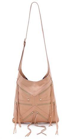 Rebecca Minkoff ::: Love Letters Tri Zip Bag