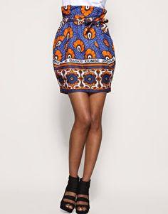 khanga skirt