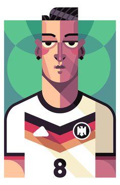 Mesut Özil | Germany