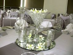 water bead centerpiece