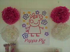peppa pig 5th birthday | CatchMyParty.com